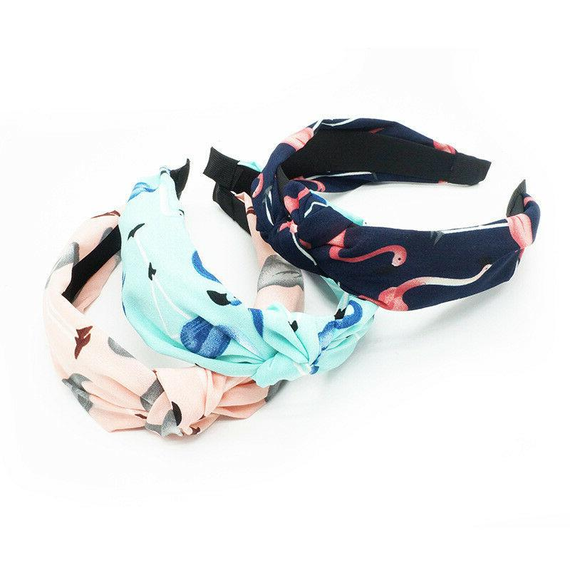 Knot Headbands for Floral