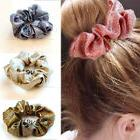 Ladies Hair Tie Rope Korean Scrunchie Solid 1PC Hair Accesso