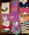 Lot of hair accessories brands Remington, Goody, Cat Jack, m