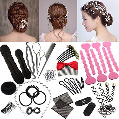 Styling Accessories Kit Hair Design or