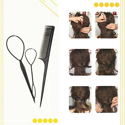 LuckyFine Hair Styling Accessories Kit Hair or