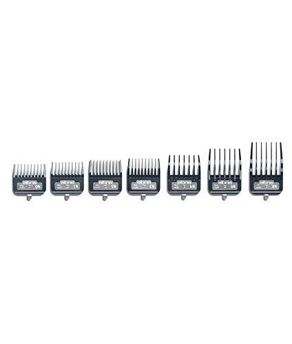 Andis 7 Piece Master Premium Metal Set Hair 33645