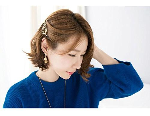 QTMY Branches Hairpin Clips Hair Accessories