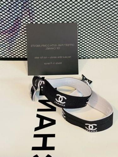 new authentic chanel hair vip gift ponytail