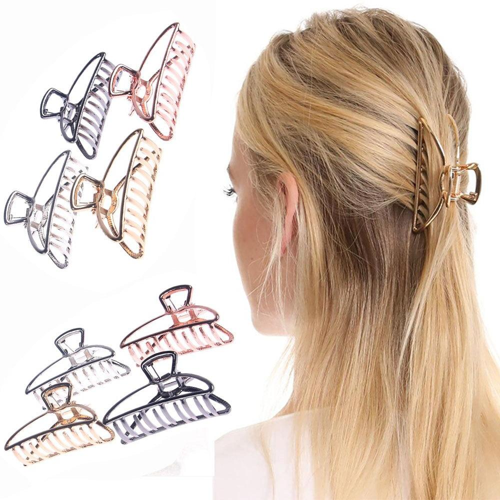 New Women Claws Hairgrip <font><b>Hair</b></font> <font><b>Clip</b></font> Claw Hairdressing Tool <font><b>Accessories</b></font> Women party