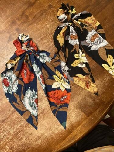 Of Silk Hair Accessories FROM USA