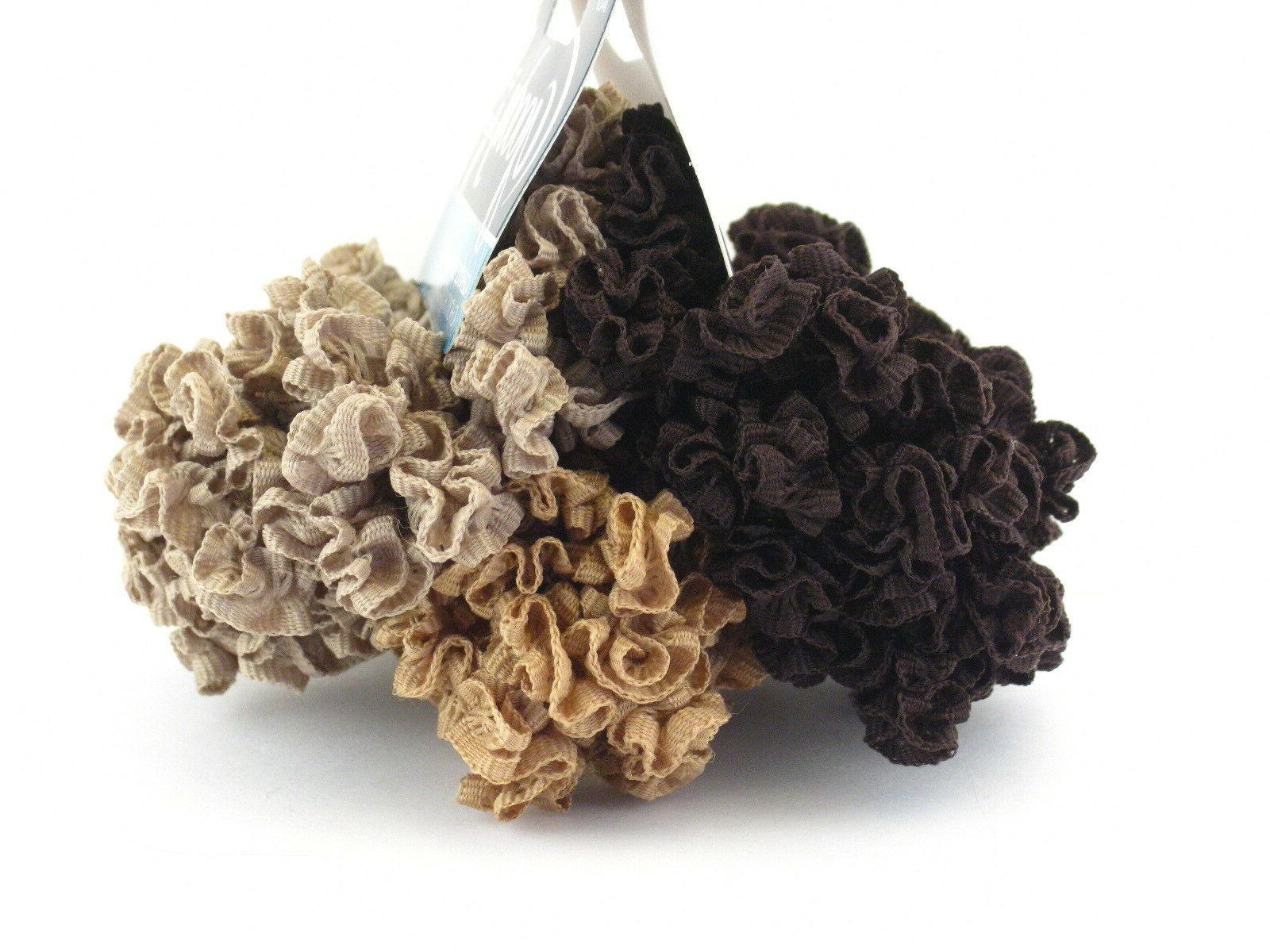 GOODY OUCHLESS HAIR SCRUNCHIES 3