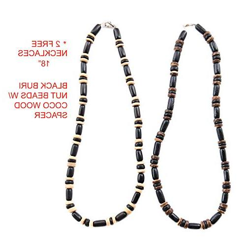 Over for Buri Bead Strands Free - Great American, Tribal, Indian Theme and