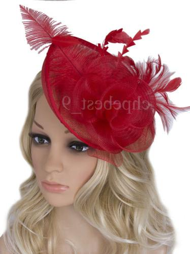 Party Large Hats Headbands Gowns Hair Accessories