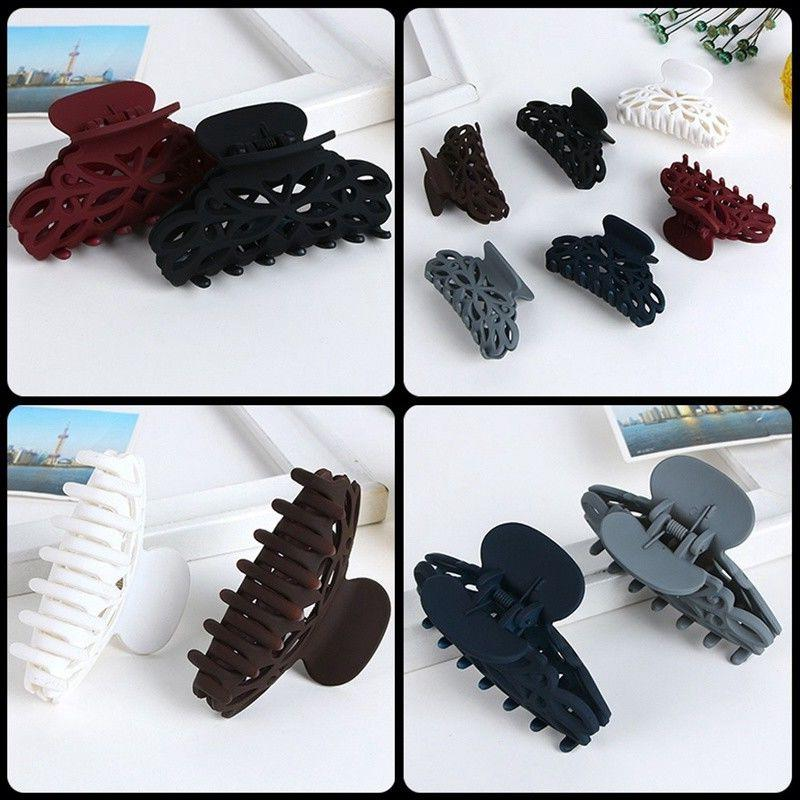Plastic Claw Clamps Clips Style Fashion For Women Gir