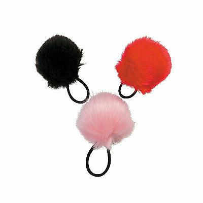 pom hair ties 1 pc hth 12