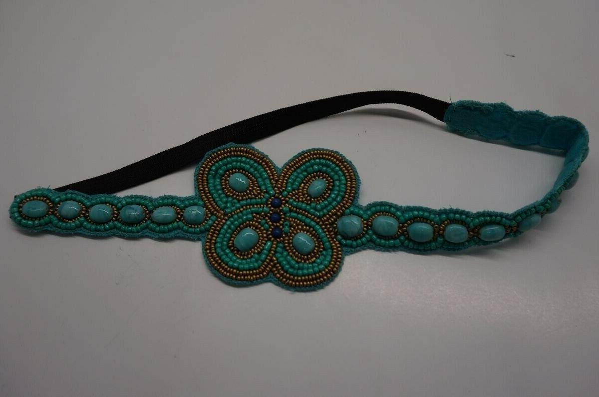 Turquoise Headband India