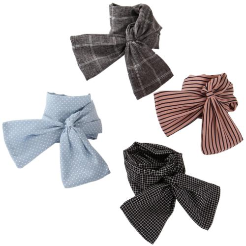 Twist Bow Wired Headbands Scarf Hairband by Team 4 Packs