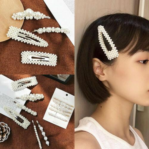 US Fashion Clip Hairband Pin