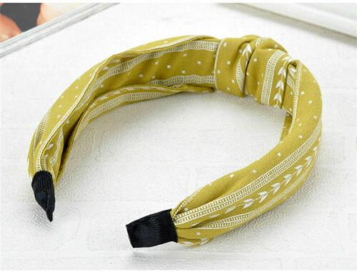 US Wide Women Headband Fashion
