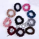 Velvet Elastic Hair Ropes Scrunchies Hair Ties Bands For Wom