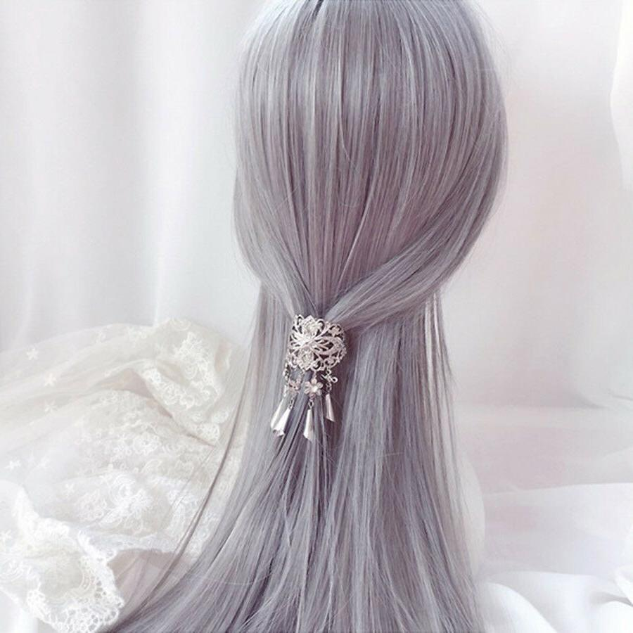 Clips Pin Tassel Hairpin