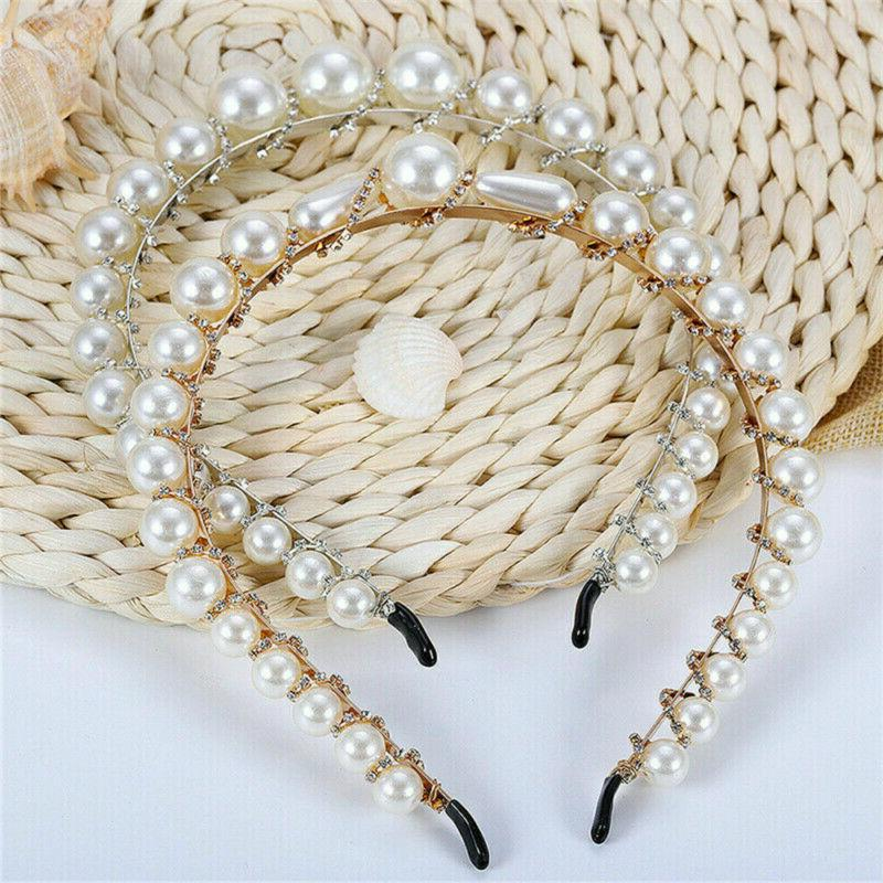 Women Headband Girls Hairband Hair Hoop