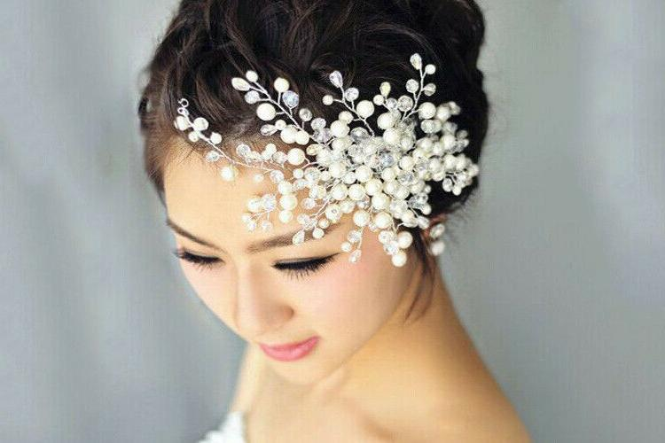 Women's Flower Handmade Bridal