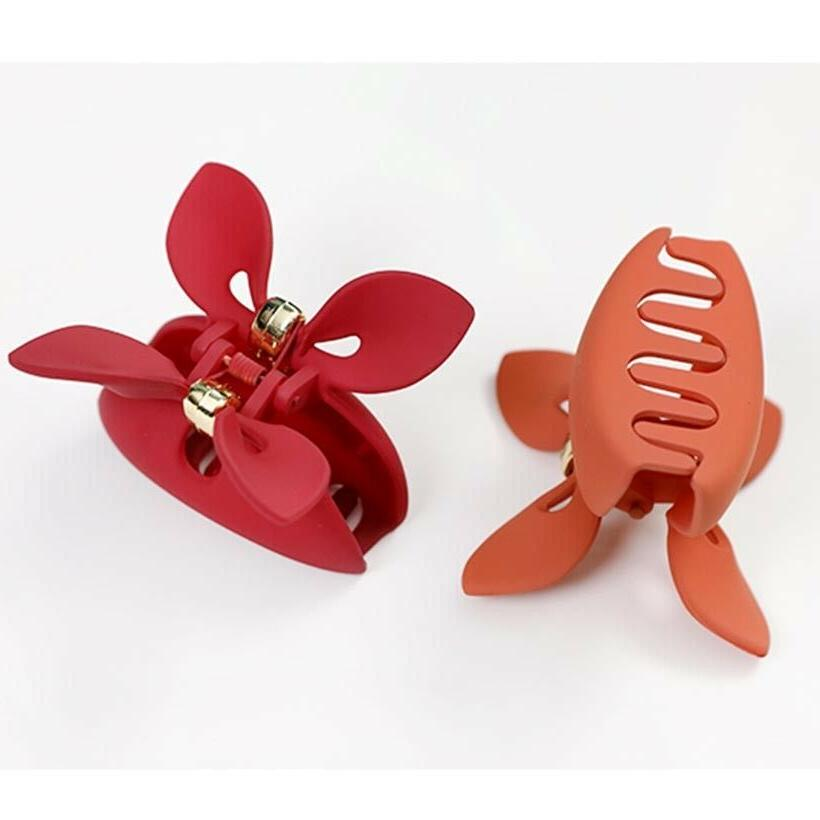 Women's Girl Pins Chic Claw Clips Clamps Fashion