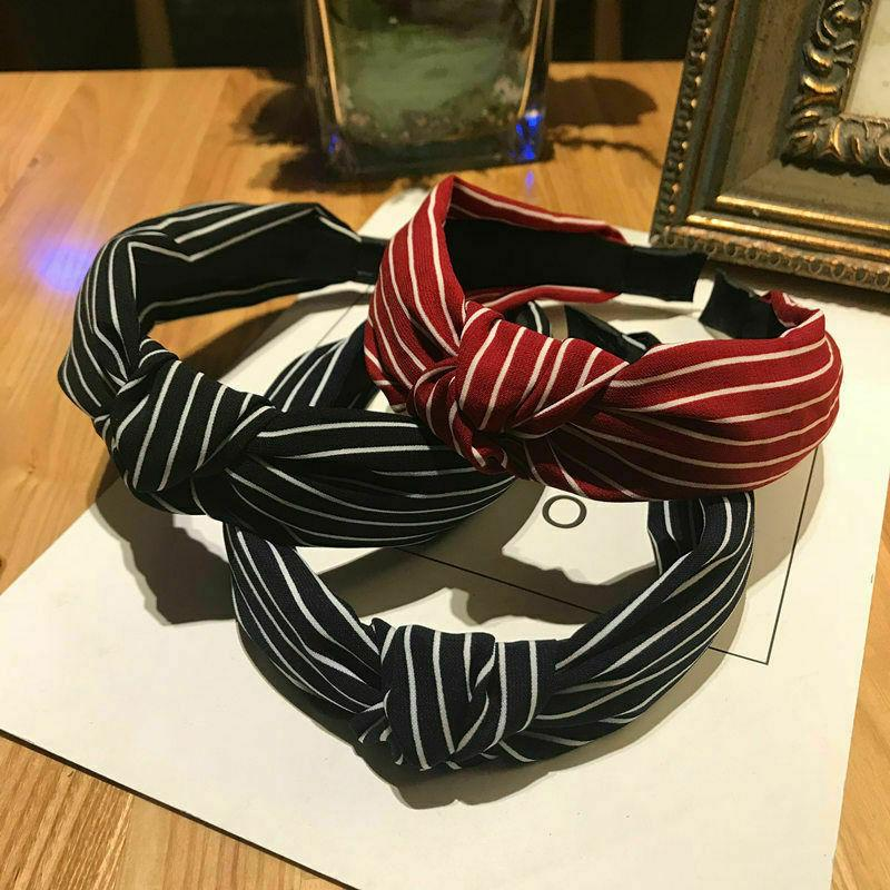 Women's Knot Band Accessories