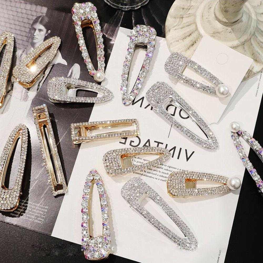 Women's Luxury Shiny Hairpin Accessories Gift