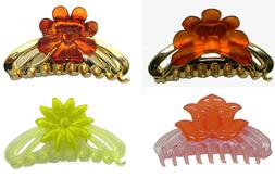Bella Large Jaw Clip Claw Clip Hair Clip 3 Colors DB86250-1