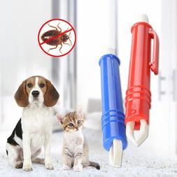 Mite Acari Tick Remover Eliminate Tweezers Pet Dog Cat Flea