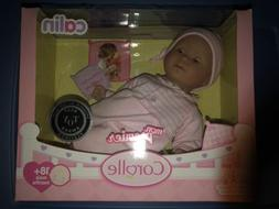 NEW! COROLLE 12 INCH MON PREMIER CALIN CHARMING PASTEL BABY
