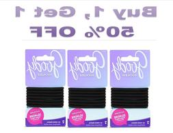 GOODY OUCHLESS No Metal Hair Ties Elastics Pony Tail 21 Coun