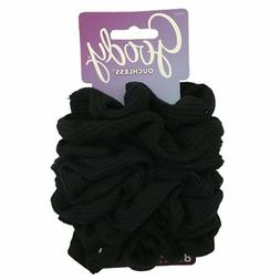 Goody Ouchless Painfree Women's Hair Scrunchie, 8 count,