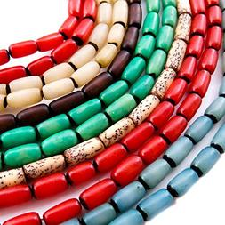 Over 350 Natural Beads for Jewelry Making - Buri and Betel N