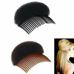 yueton Pack of 2 Women Lady Girl Hair Styling Clip Stick Bun