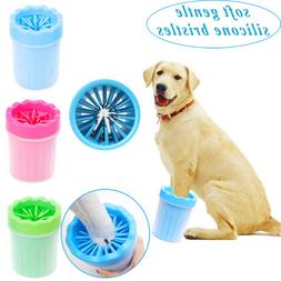 Plunger For Dogs Paw Cleaner Silicone Cat Grooming Feet Wash