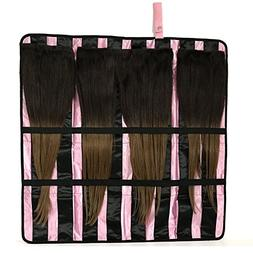 Portable Hair Extension Holder with Flexible Hanger - the Al