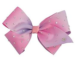 Rubies 34889_NS Jojo Siwa Hair Bow, Pink Ombre, One Size