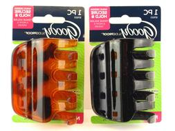 GOODY SLIDEPROOF LARGE CLAW HAIR CLIPS - 1 PC.