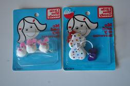 Vintage 1984 Little Miss Goody Hair Accessories Made in USA