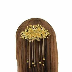 Pixnor Vintage Beauty Wedding Hair Accessories Bridal hair C