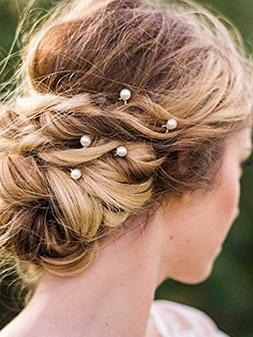 Unicra Wedding Hair Pins Hair Set Jewelry Decorative Bridal