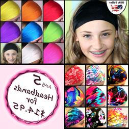 Wide Headbands, Discounts for multiples! Great for Adults an
