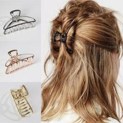 Women Fashion Hair Accessories Metal Modern Stylish Hair Cla