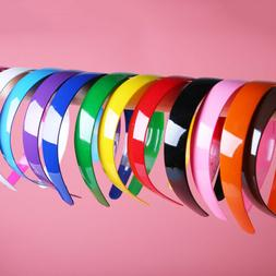 1PC Plastic Candy Color Hairband Headband Hair Hoop Hair Acc