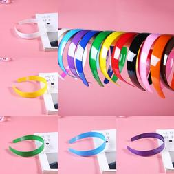 Women Girls Hair Accessories Hair Hoop Hairband Headband Pla
