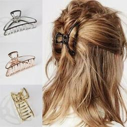 Women Hair Accessories Metal Modern Stylish Hair Claw Clips