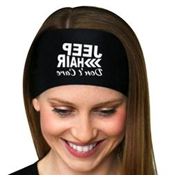 Yoga Headband,SMYTShop Ladies Jeep hair Yoga Sweatband Gym S